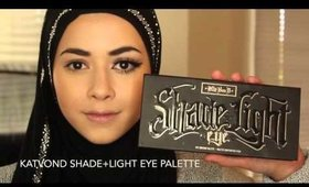 Last Minute Winter Glam Makeup(For hooded eyes) Lujainsbeauty101