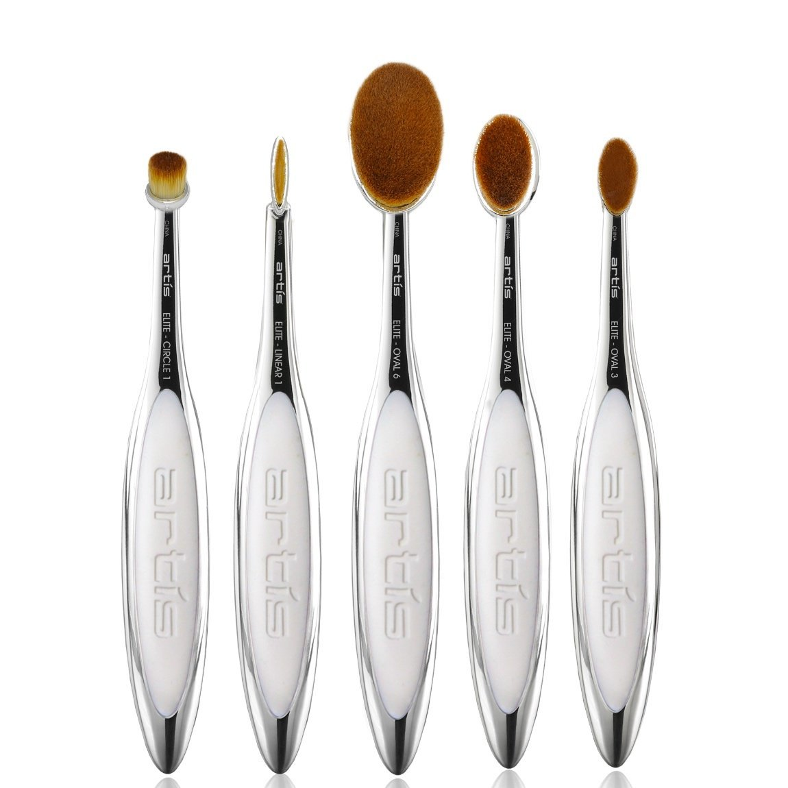 Artis Elite 5 Brush Set Mirror product smear.