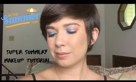 Super Summery Makeup Tutorial