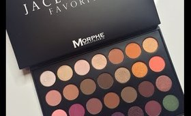 Morphe Jaclyn Hill Favorites Palette Review + SWATCHES!