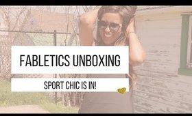 Fabletics Unboxing April 2016