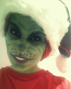 My attempt of the Grinch