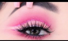 Kylie Cosmetics Valentine's Day Palette Makeup Tutorial   EASY Cut Crease Eyeshadow Tutorial!