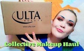 Collective Makeup Haul: Colourpop, LORAC, and more
