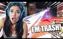 Playing APEX LEGENDS for The FIRST Time... I'm TRASH!!!!!!