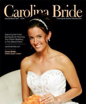 Carolina Bride Cover  Photo: Tommy McCart