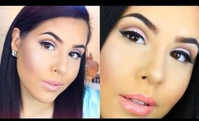 Easter 2015 Inspired Makeup Tutorial | Collab with Chelsea Bella ♥