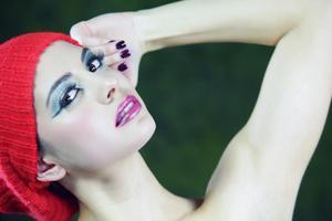 Model: Georgina Macias (MISS EL PASO 2012)  MUA: Nelly Chanel (Beauty Rush Studio)  Hairstylist: Nelly Chanel (Beauty Rush Studio)  Photographers: Robert Tibuni