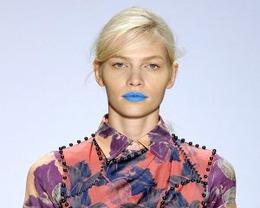 Richard Chai Hair, New York Fashion Week S/S 2012
