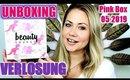 Pink Box Mai 2019   UNBOXING & VERLOSUNG