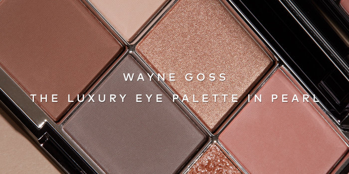 Want first access to Wayne's new eye palette? Sign up here!