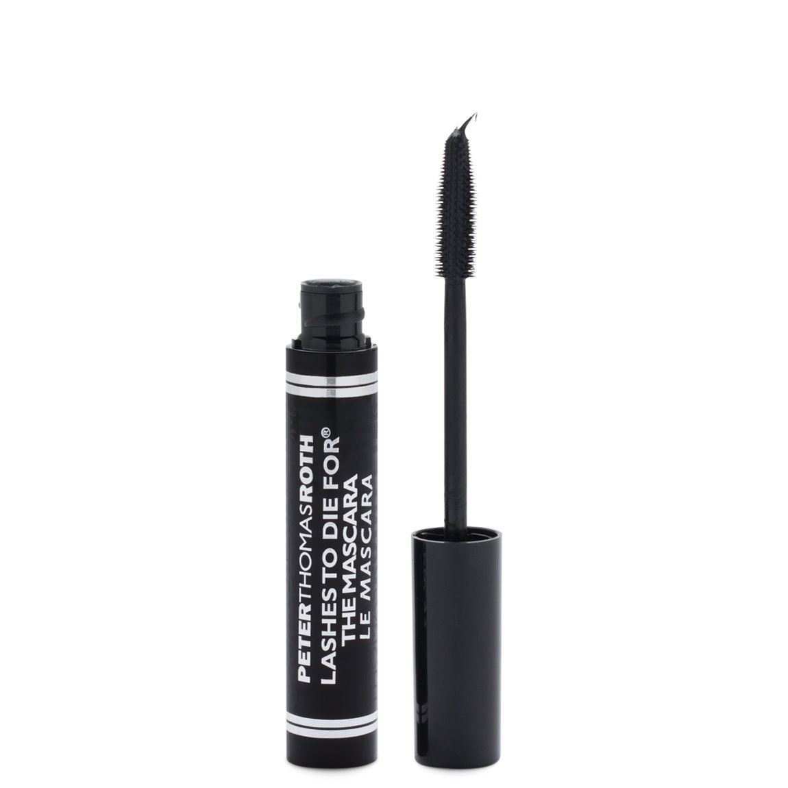 Peter Thomas Roth Lashes To Die For The Mascara product swatch.