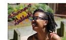 Leeshy's Summer 2013 Lookbook - Collaboration with BrandiLovesBeauty