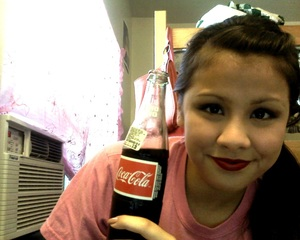 Mmmm real sugar Coca-Cola from Mexico.