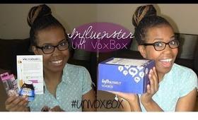 INFLUENSTER UNI VOXBOX!