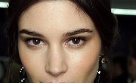Milan Fall 2011 Fashion Week Hair Trend Report: Dolce & Gabbana