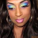 Bright pastels :)