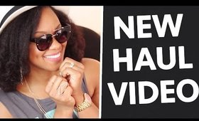 HAUL Anti-Stress, Flat Belly Drink, Nail Art & More! **REQUESTED**