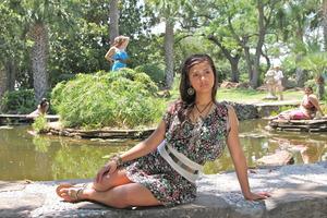 Bohemian Photoshoot - Spring 2012 Makeup & Fashion by Lachelle Ortiz Photography & Hair by Reginald Estacio