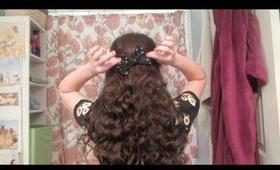 Perfect 'Tumblr' Curls Tutorial