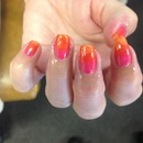 Ombre Nails For My Favorite Client, I Miss Her.