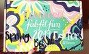 FabFitFun Spring 2019 Editor's Box | it's Fab, Fit, and Oh So Fun