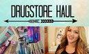 Drugstore Haul : New Products + Swatches
