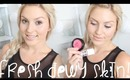 Fresh Dewy, Natural, HEALTHY Skin! ♡ Cream Product Tutorial - Ideal For DRY Skin!