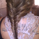 twist with fishtail