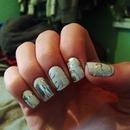 Silver Swirls