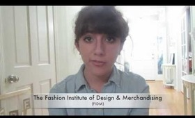 FIDM!! Accepted, Excited, Questions?