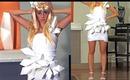 Style Sketchbook: DIY Lady Gaga Origami Dress