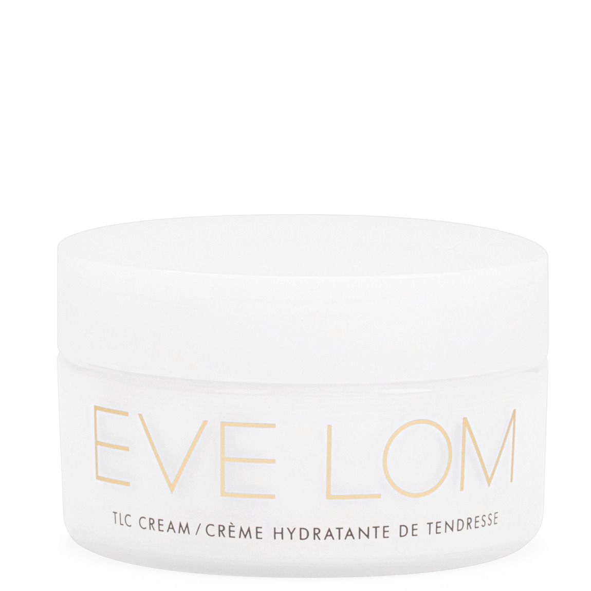 EVE LOM TLC Cream product smear.