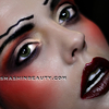 Fantasy - Editorial Makeup Look 2012