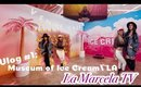 Museum of Ice Cream LA | Vlog #1