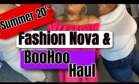 SUMMER 2020 TRY ON HAUL | FASHION & BOOHOO REVIEW