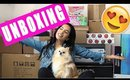 HUGE UNBOXING HAUL! *New/Favorite Makeup & Clothes