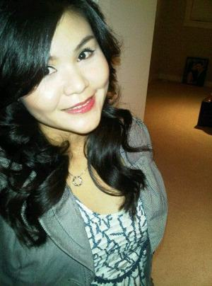 love getting haircut and hairdone http://angeladesisca.blogspot.com/2011/11/fotd-winked-liner-red-lips.html
