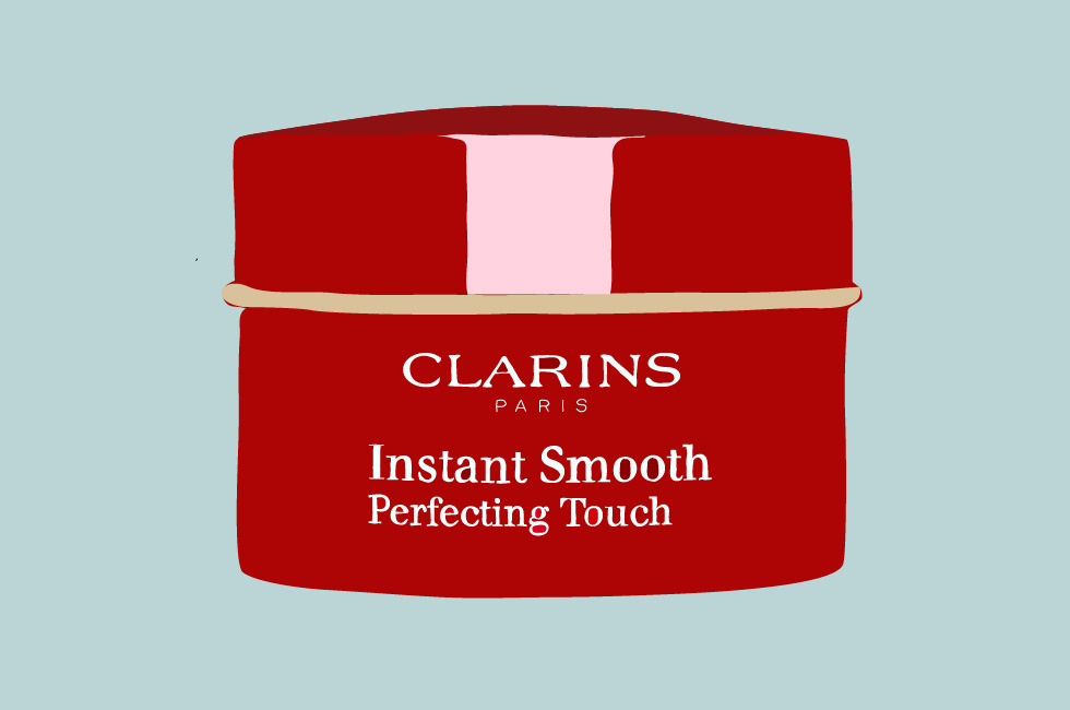 Makeup Primers: Clarins Instant Smooth Perfecting Touch