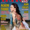 I got the cover of a Tattoo Magazine