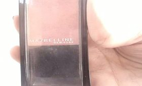 BeautyNeverDates - Product Review - Maybelline Expert wear Blush