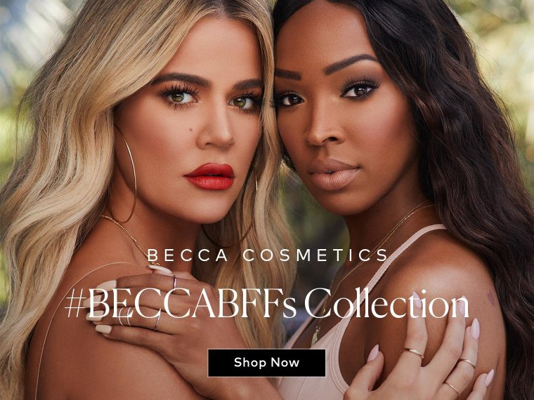Shop the #BECCABFFs collection on Beautylish