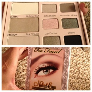 Great neutral eye shadow palette