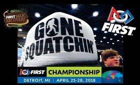 First Championship - Detroit