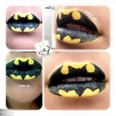batman lips