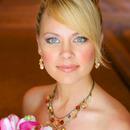 Bridal show model