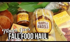 HEALTHY GROCERY HAUL | TRADER JOE'S