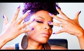 Drugstore Acrylic Nails | #juneboom
