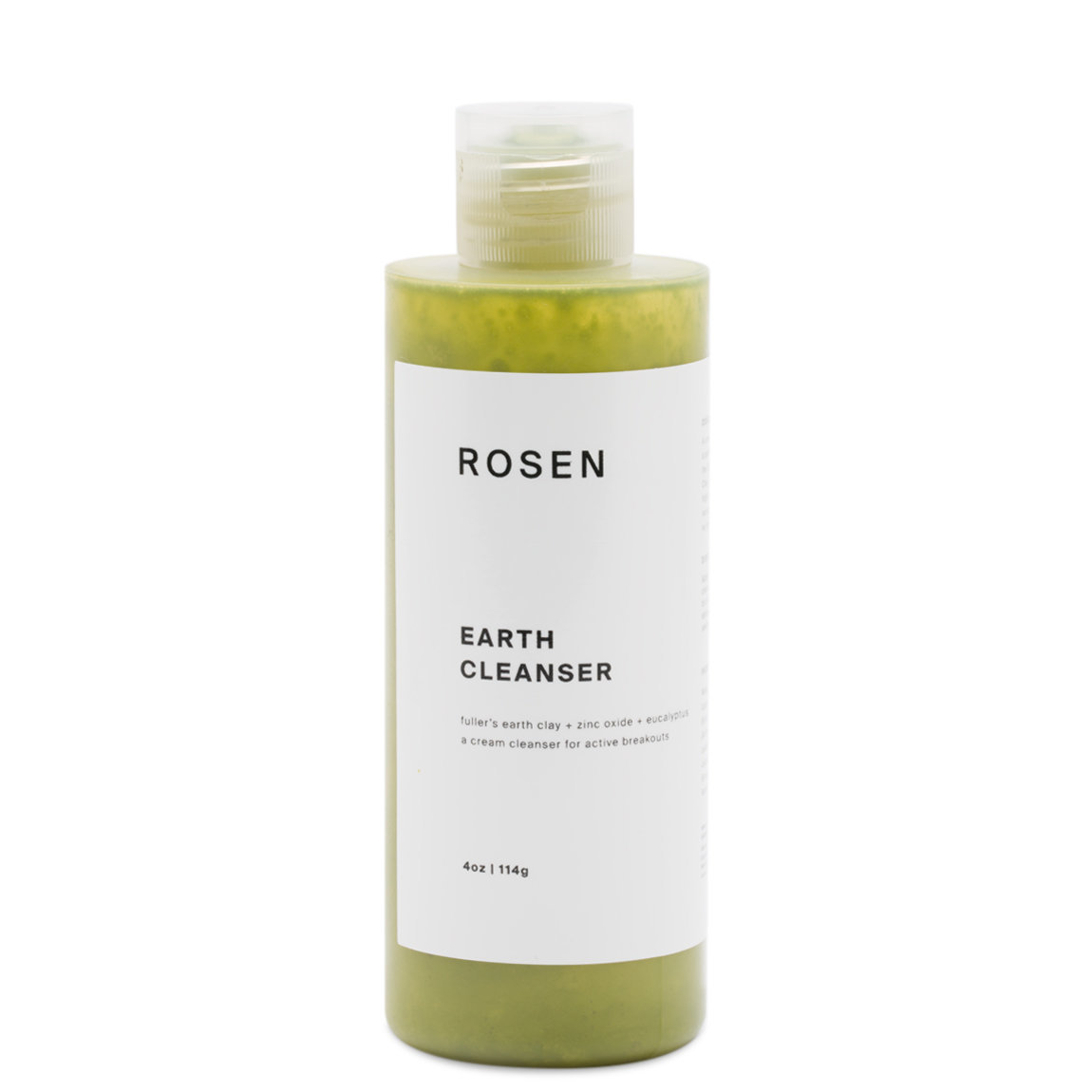 ROSEN Skincare Earth Cleanser alternative view 1 - product swatch.
