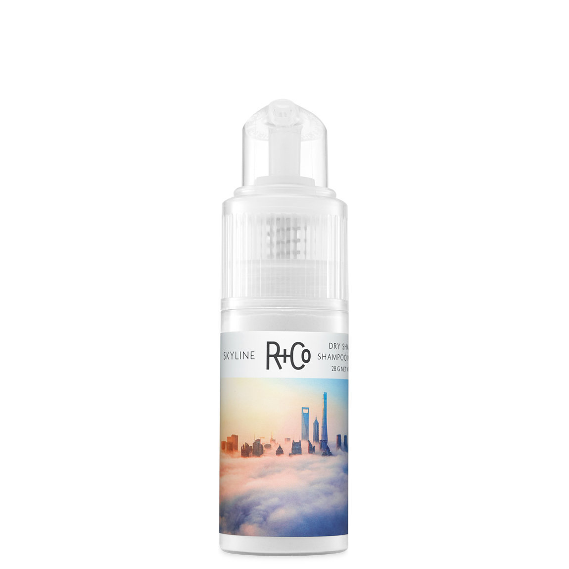 R+Co Skyline Dry Shampoo Powder alternative view 1 - product swatch.